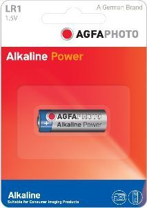 AGFAPhoto Alkaline LR1 / MN9100 / N pack of 1