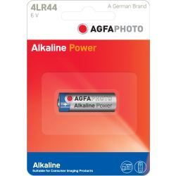 AGFAPhoto Alkaline 4LR44 / PX28 / 476A 6v pack of 1