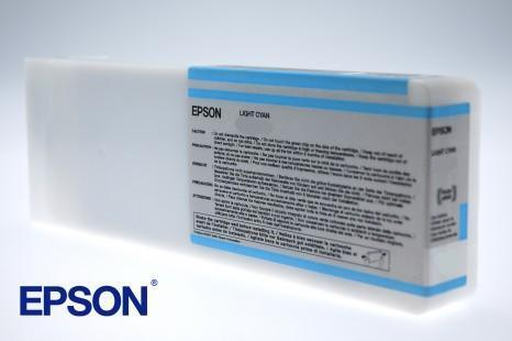 Epson Light Cyan 350ml Ink T596500