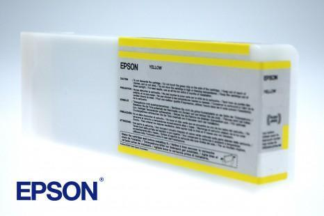Epson Yellow 220ml Ink T544400