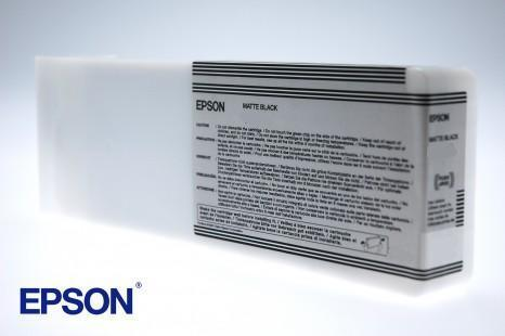 Epson Matte Black 220ml Ink T544800 (dated 03/14)