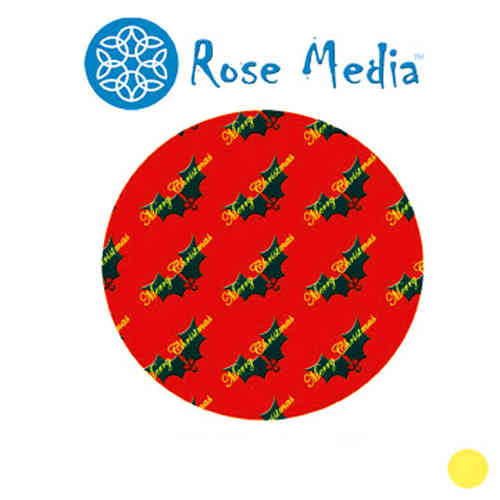 "Rose Media Matt Gift Wrap (24"") x 45m - 90gsm"
