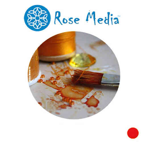 "Rose Media Creative Canvas Matt (24"") x 30m - 230gsm *WIGIG*"