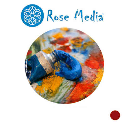 "Rose Media Creative Canvas Satin (24"") x 30m - 230gsm *WIGIG*"