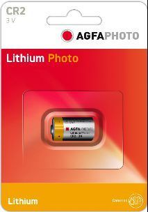 AGFA Photo Lithium CR2 1pk (box of 12)