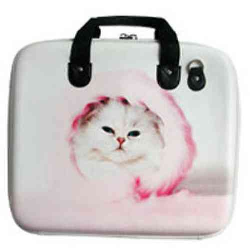 Fun & Funky Cute Kitten Bag & Portfolio *WIGIG*