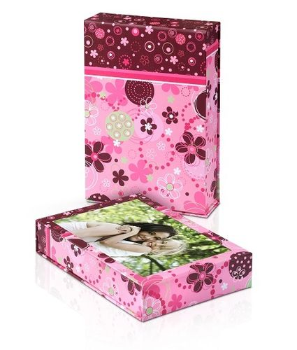 GiftBox 6x4 Flower (100 Prints) *WIGIG*