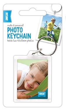 Photo Keychain 45x35mm (2 photos)